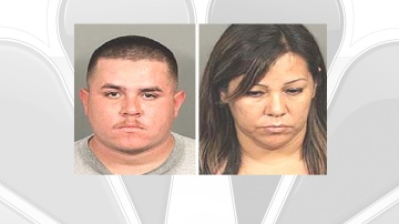 Two Arrests Result From Theft Investigation in Indio