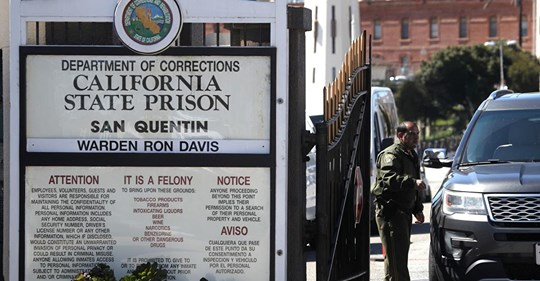 Orange County Cop Killer Dies in His Cell at San Quentin