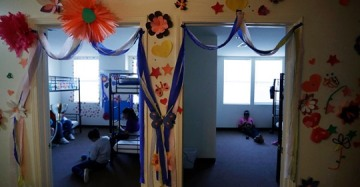 New Holding Center for Migrant Children Opens in Texas