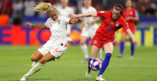 Women's World Cup: US Beats England 2-1 to Reach World Cup Final