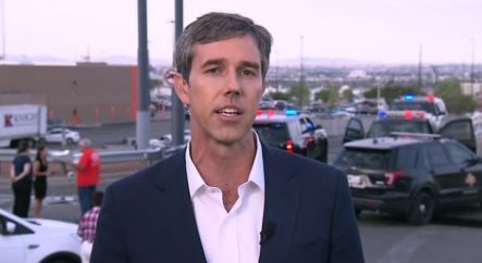 Beto O'Rourke: President Donald Trump is a white nationalist