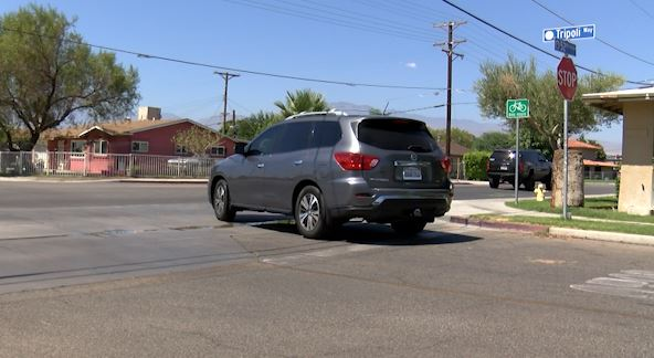 Dangerous Intersection in Coachella Causing 'Close Calls'