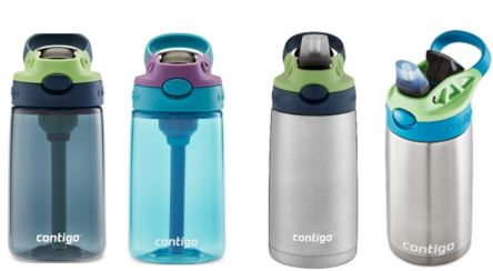 Millions of Contigo water bottles recalled because of the risk kids will choke on detachable spout