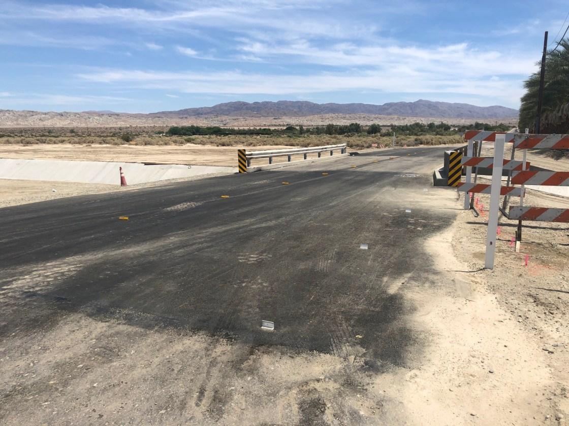 Avenue 70 Reopens Near North Shore
