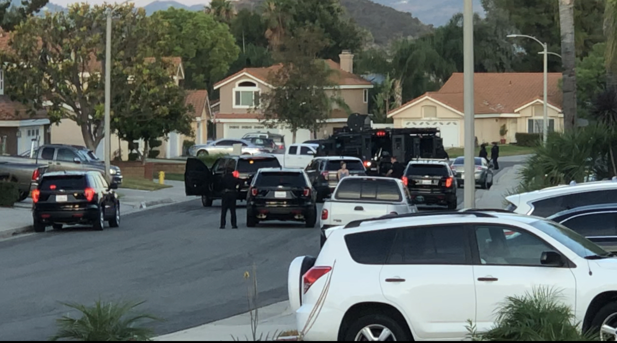 LAPD Raids Homes, Arrests Three Suspects in Murder of LAPD Officer