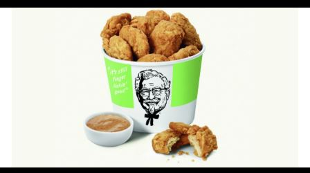 KFC will start testing Beyond Meat fried chicken