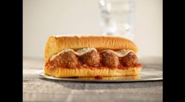 Subway is testing out a meatless meatball sub
