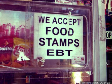 Proposed Food Stamp Roll-Back to Affect A Quarter Million Californians