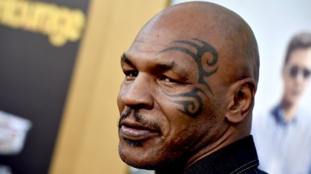 Mike Tyson says he burns through $40,000 of weed at his ranch every month