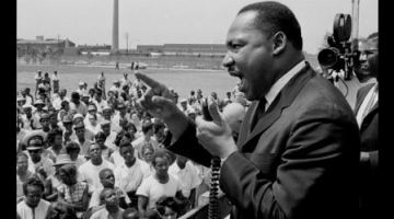 """On this day in 1963, Martin Luther King Jr. gave his iconic """"I Have a Dream"""" speech"""