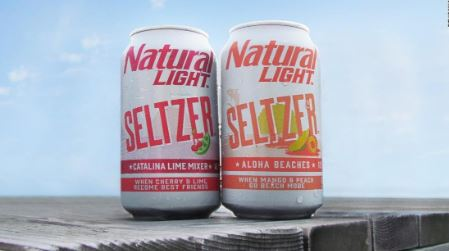 Natural Light hard seltzer? Anheuser-Busch is leaning into the trend