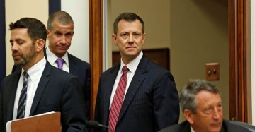 Fired FBI agent Peter Strzok sues for back pay and to get his job back