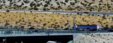 Woman Helped off Bridge in Rancho Mirage
