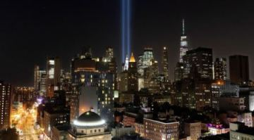 18 years later, Americans stop to remember the September 11 attacks