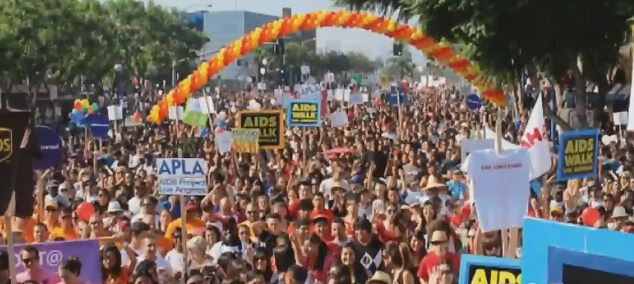 NBCares: 32nd Annual Desert Aids Walk