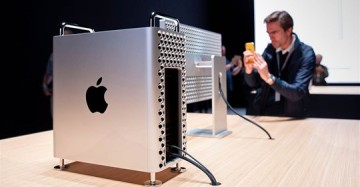 Apple will keep production of the new Mac Pro in the United States