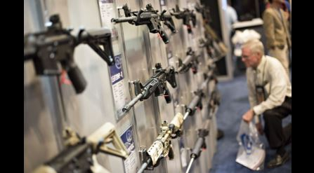 Local Police Departments discuss new assault weapon ruling