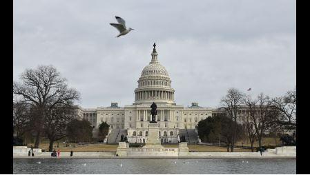 House passes short-term funding bill to avert a government shutdown