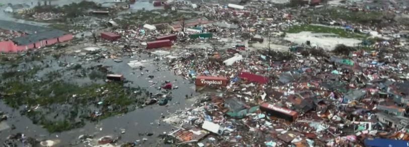 Charity Seeks Help Supplying Bahamians Battered by Dorian with Fuel