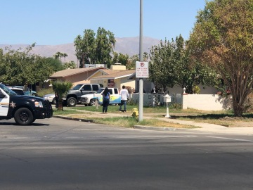 Police Arrest Suspect In Indio After Search