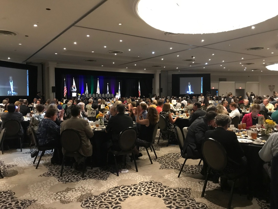 Tribal Leaders and Mayors Gather for Annual Luncheon