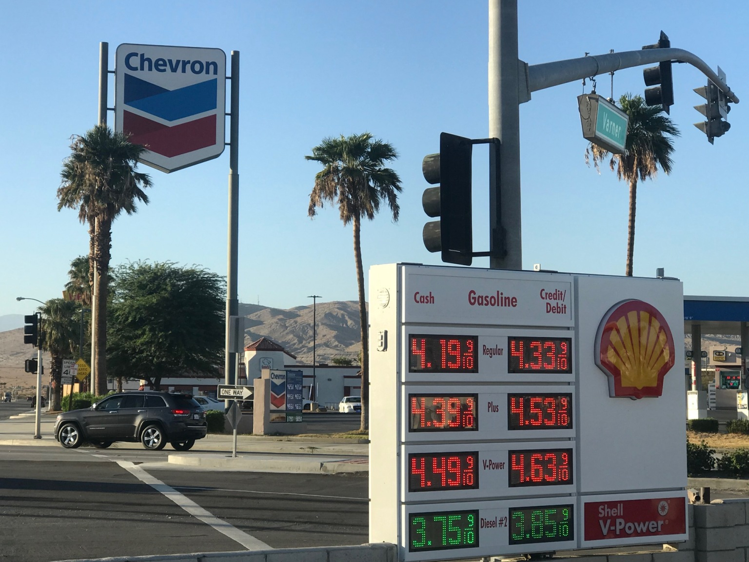 Riverside County Gas Prices Creep Up Again