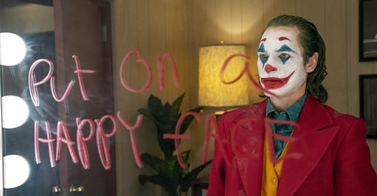 'Joker' spurs security precautions in Los Angeles