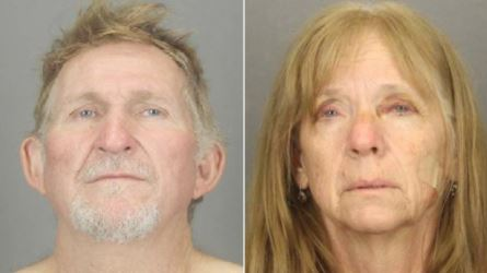 Fugitive couple facing murder charges are in custody after a tip