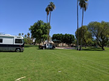 Police Mobile Unit Continues to Impact Crime at Sunrise Park
