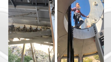 Discovery Channel Program Features Palm Springs Aerial Tramway