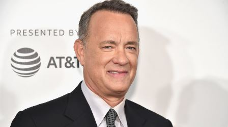Tom Hanks to receive Cecil B. DeMille Award at the Golden Globes
