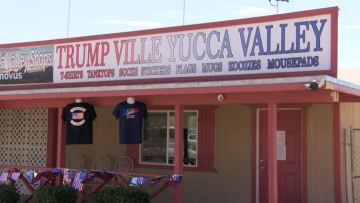 Second Trumpville Opens in Yucca Valley but It's 'Not About Politics, Just Business'
