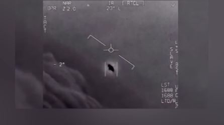 The US Navy just confirmed these UFO videos are the real deal