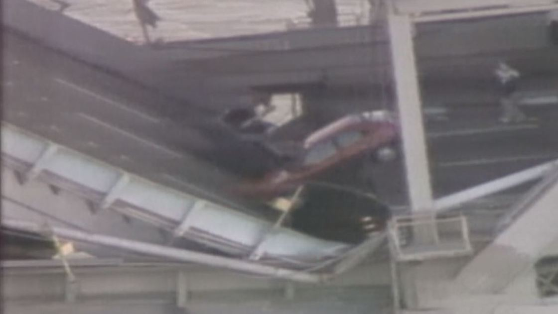 30 Years Ago the 6.9 Loma Prieta Earthquake Stopped the 'World Series' and Collapsed the Bay Bridge