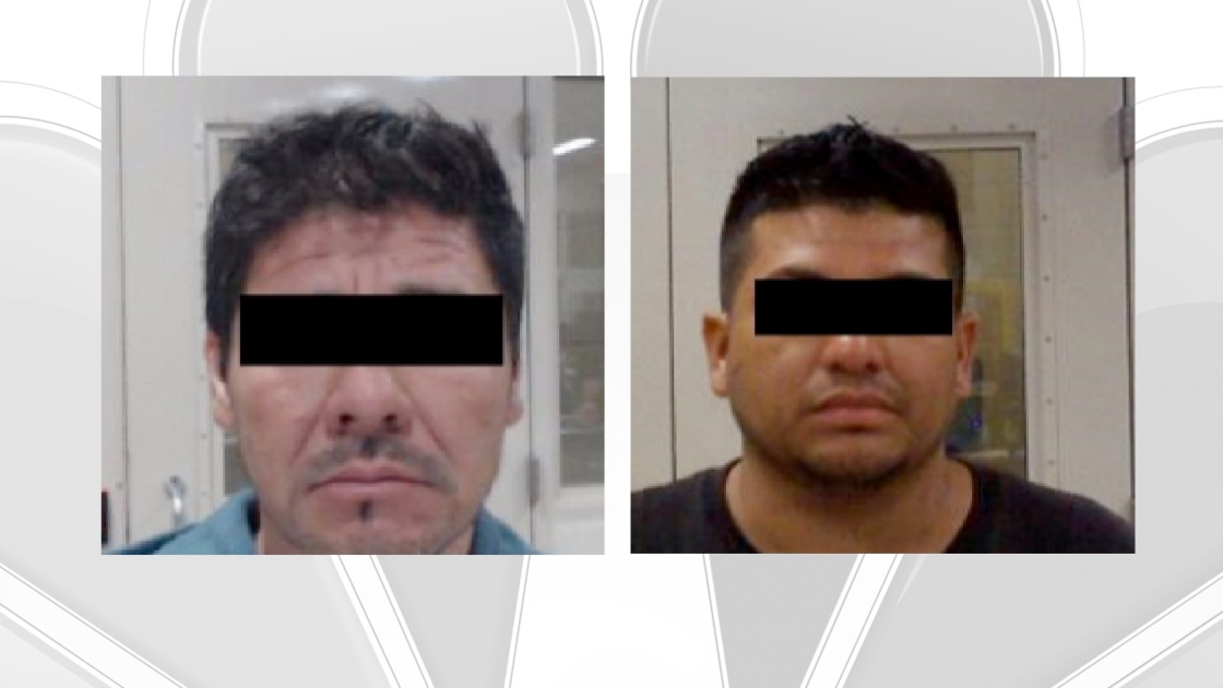 Border Patrol Arrests Two Wanted Sex Offenders