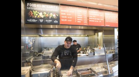 Chipotle will cover tuition for tech and business degrees