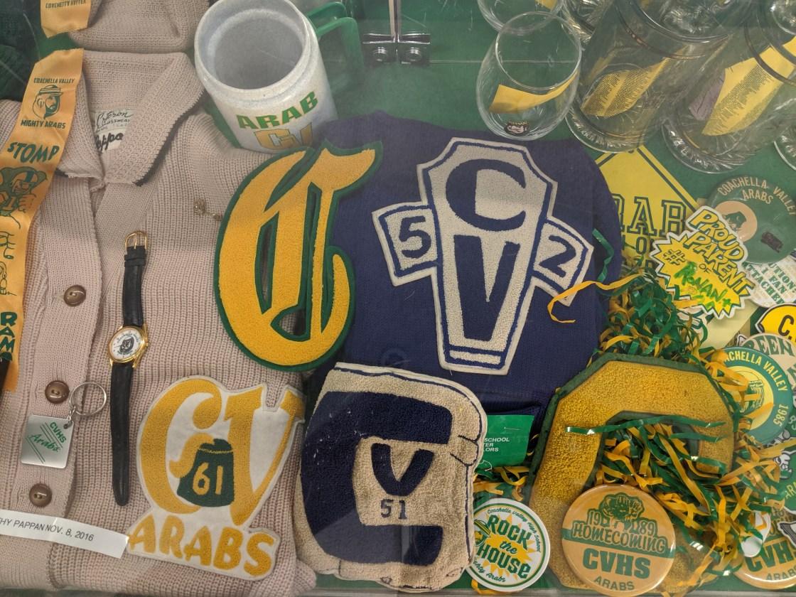 Former Teacher and Alumnus Begins CVHS Alumni Museum