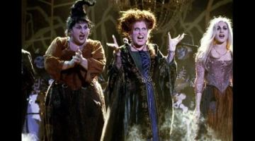 New 'Hocus Pocus' movie coming from Disney+