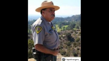 LA Park Ranger Dies Of Heart Attack After Working During The Saddle Ridge Fire