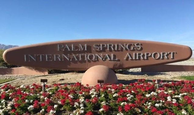 Parking Lot at Palm Springs Airport Opens Tuesday Offering $15 Daily Rates