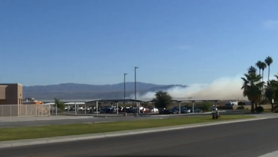 Smoke From Thermal Fire Leads to Fifth Day of School District Closure