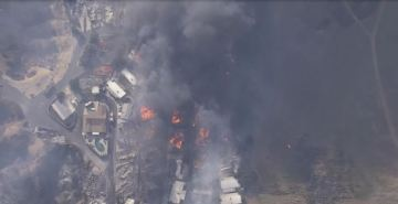 Resource Center Opened for Victims of Calimesa Sandalwood Fire