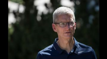 Apple employs 443 DACA recipients. Tim Cook is taking a stand