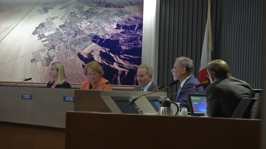 Palm Springs Elections to Change the Members within the Council