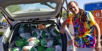 500 Pounds of Turkey Donated on Behalf of Legal Cannabis Industry
