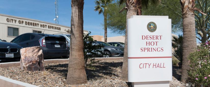"Desert Hot Springs Earns ""A+"" Credit Rating"