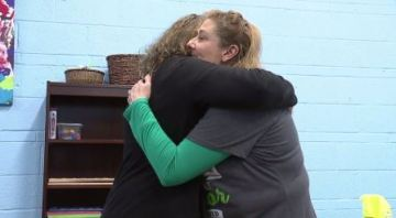Families share emotional first meeting after organ donation