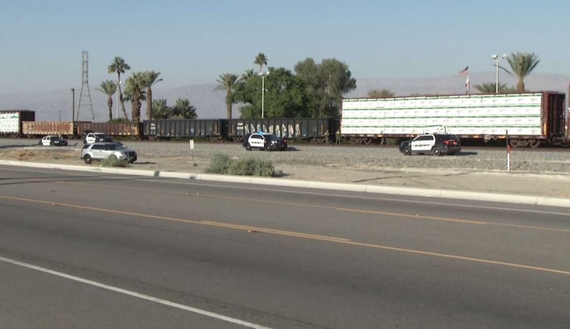 Pedestrian Struck By Train Identified Near Coachella Identified by Coroner