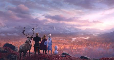 'Frozen 2' nabs a record box office for Disney