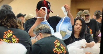 Morongo Band of Mission Indians Continues Tradition of Holiday Giving